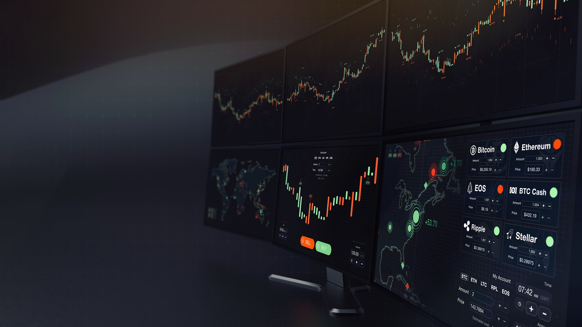 4 Benefits of Cryptocurrency Trading