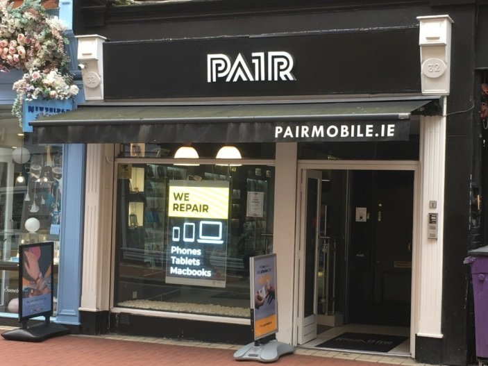 Pair Mobile, 32 Wicklow Street