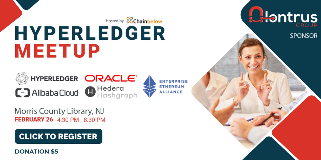 Alontrus Group Joins Chainbelow and Sponsors the NJ Hyperledger Meetup to Introduce Alibaba Cloud, Blockchain and Cloud Computing Solutions