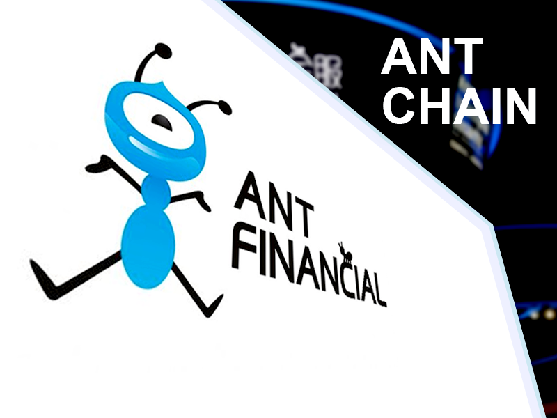 Ant Group Launches AntChain For Blockchain-Based Solutions