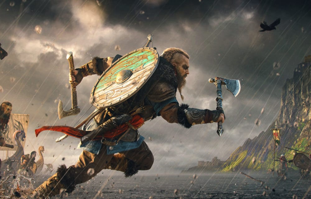 Assassin's Creed Valhalla Adds Vikings to the Popular Game Series
