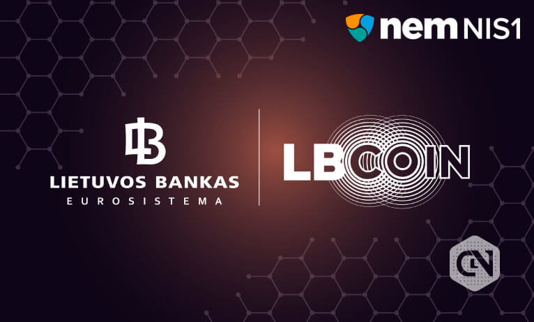 Bank of Lithuania Teams Up With NEM Blockchain To Launch LBCoin For Coin Collectors