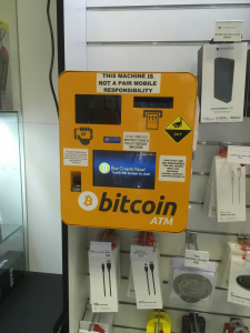 Bitcoin & Ethereum ATM now in Blanchardstown Shopping Centre