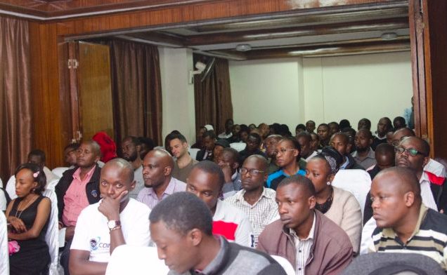 Bitcoin Peer to Peer Meet-up In Nairobi