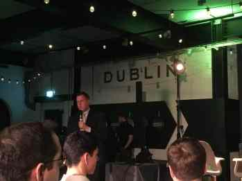 Cillian Leonowicz, Co-lead of Deloitte's EMEA Blockchain Lab