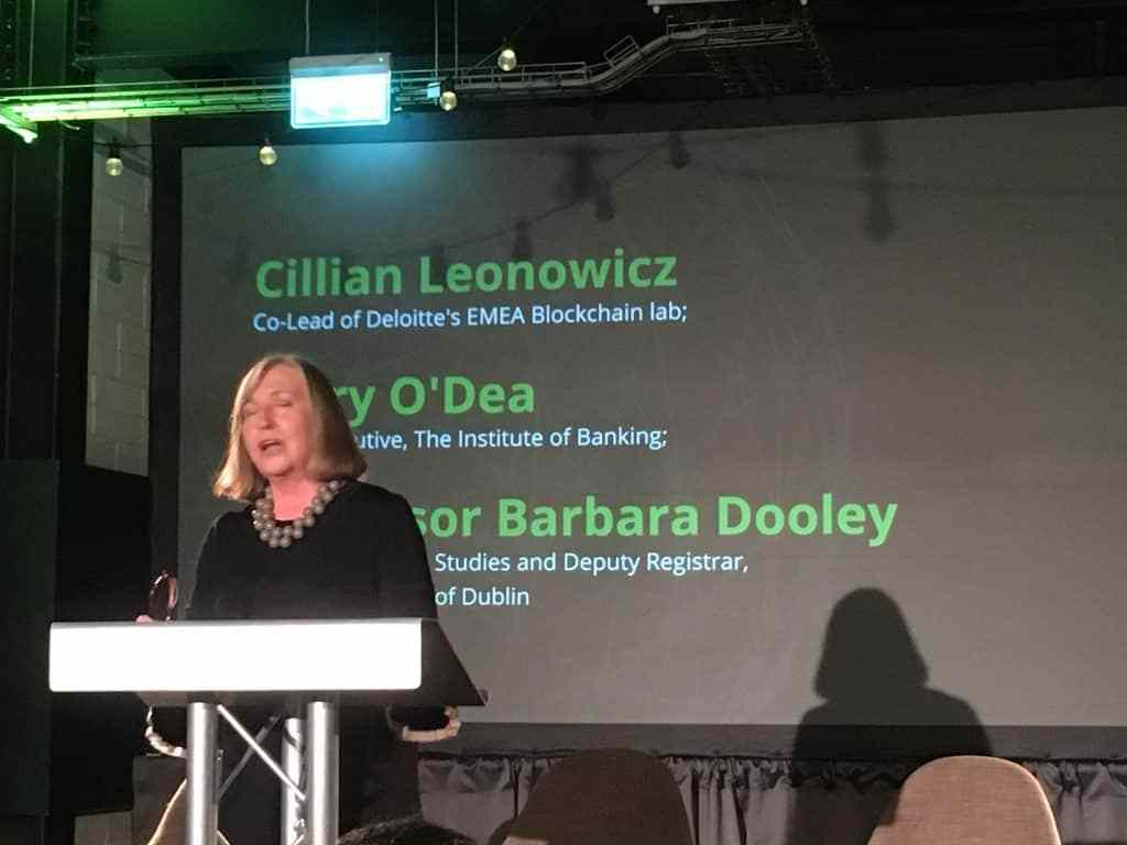 Professor Barbara Dooley, Dean of Graduate Studies @ UCD