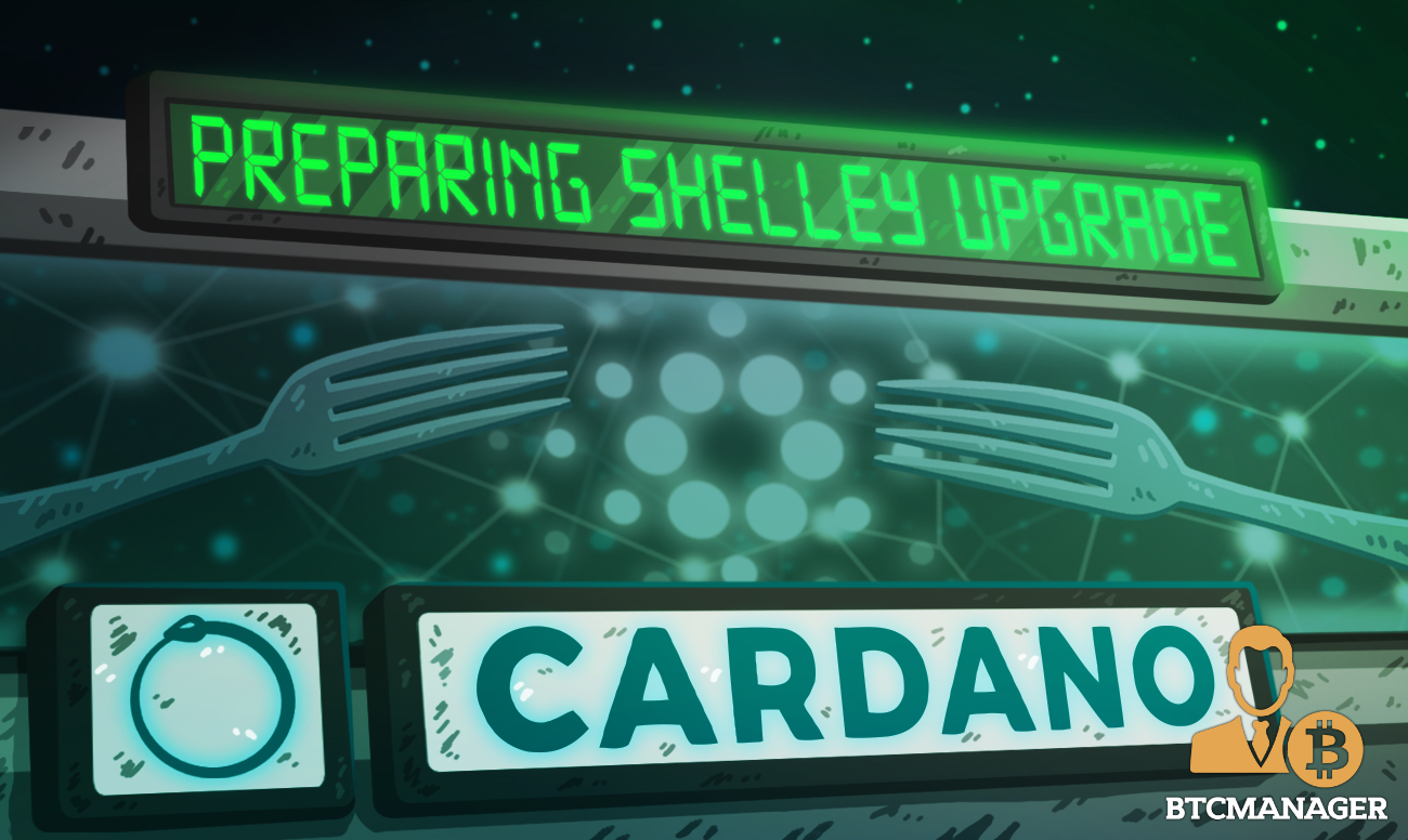 Cardano (ADA) Shelley Hard Fork Initiated, On Track for July 29 Upgrade