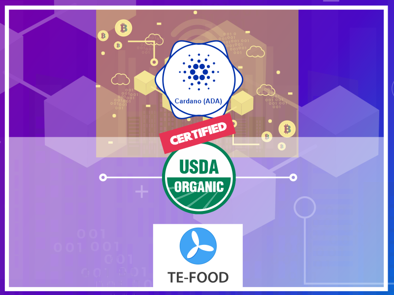 Cardano Collaborates With USDA Certified Beefchain