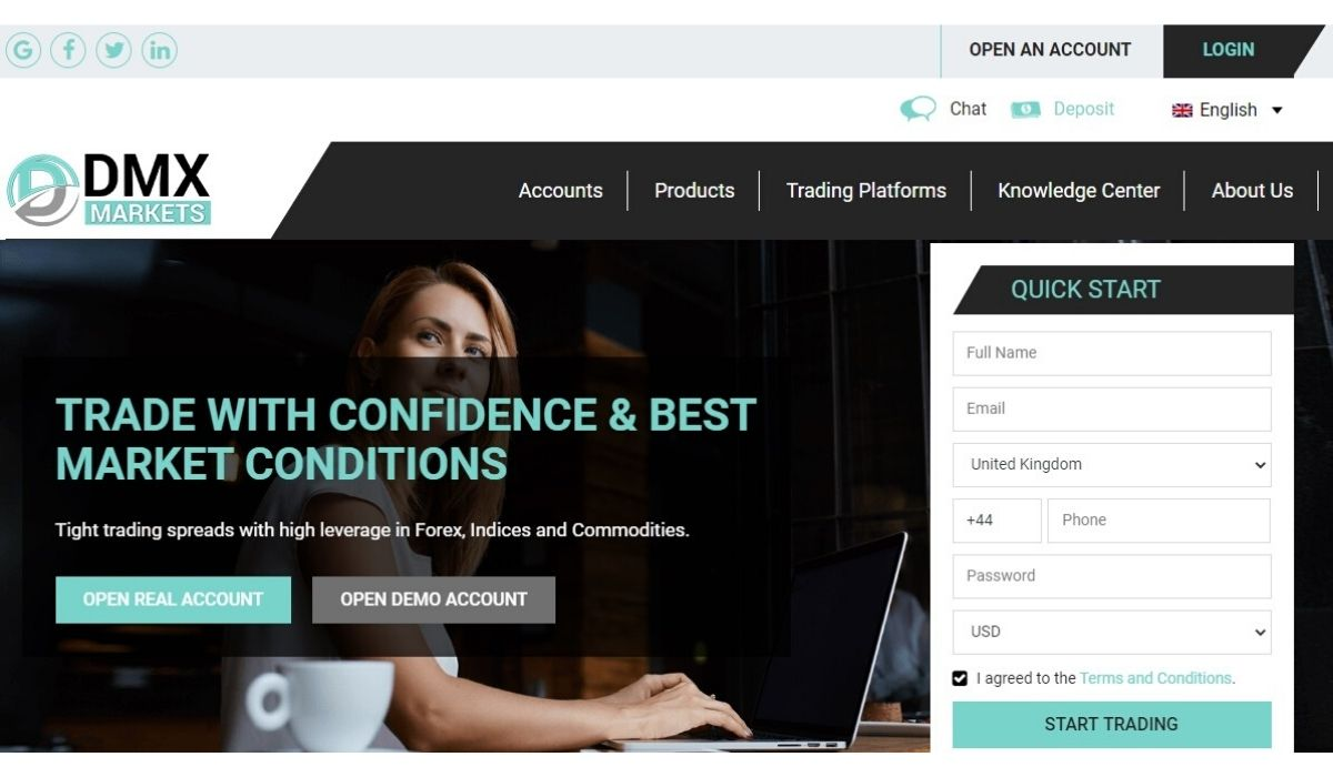 DMX Markets Review – All You Need To Know About This Broker