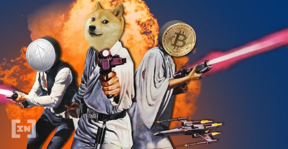 DOGE Reaches Support, Could Soon Resume Its Upward Movement
