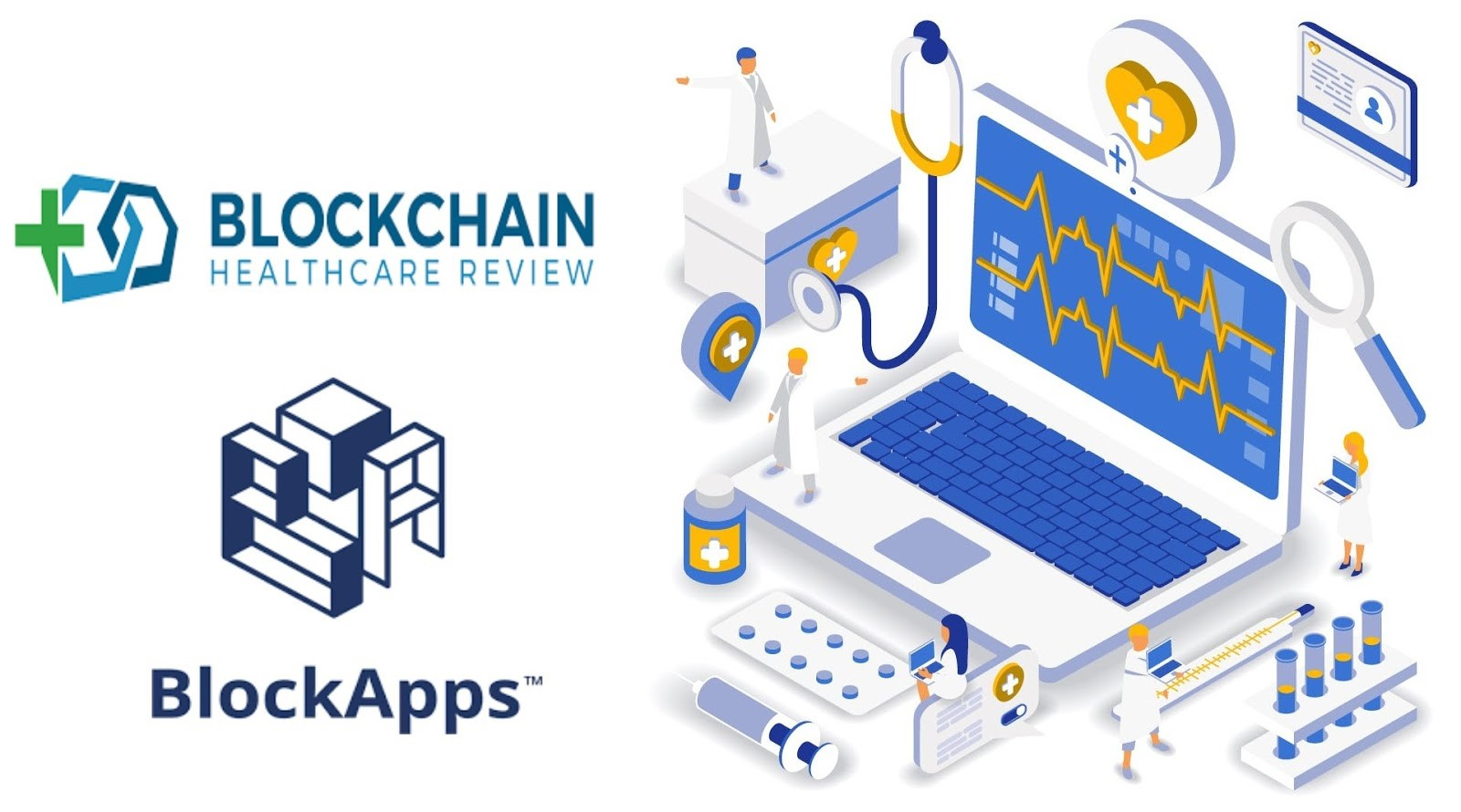 Blockchain Healthcare Review & BlockApps: Inaugural Partnership Paves Way for Blockchain Healthcare Solutions