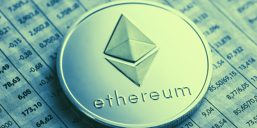 Ethereum hits highest price since June 2019
