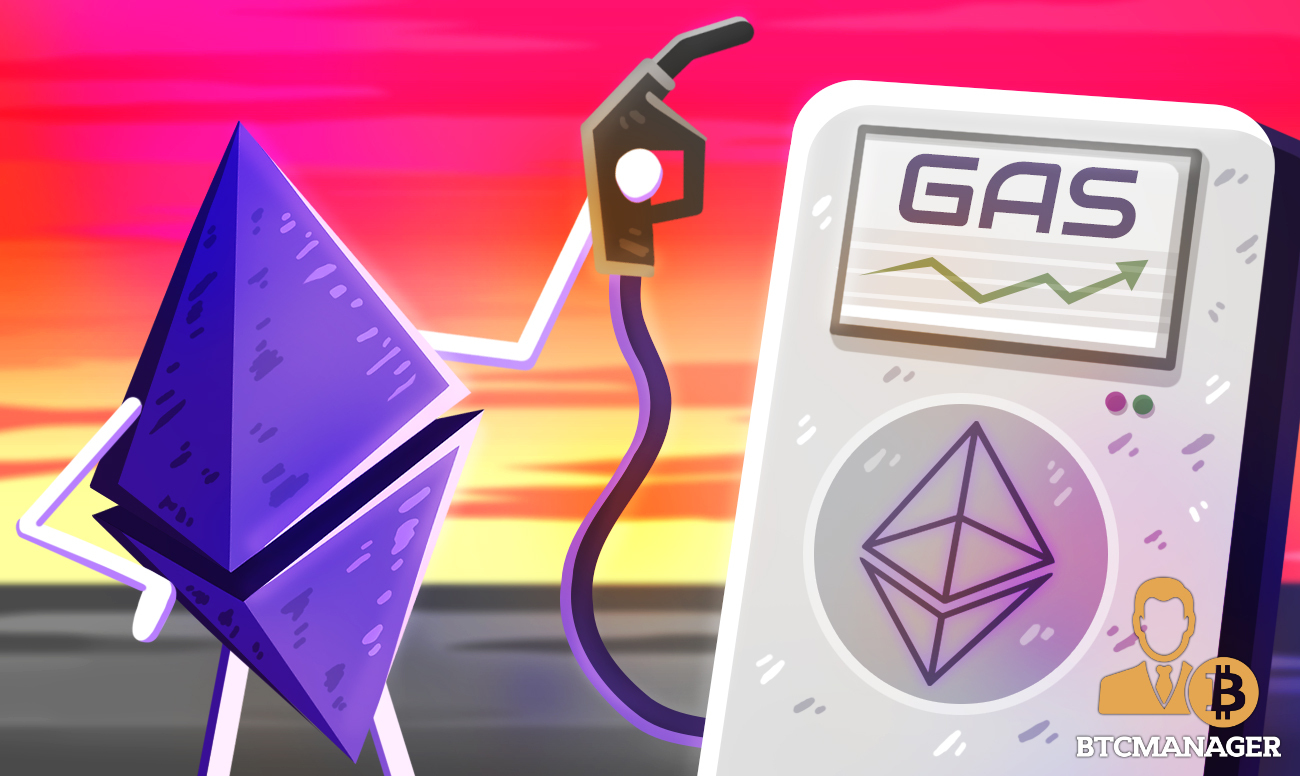 Ethereum Set to Shatter 2018 Cumulative Annual Gas Fee Record