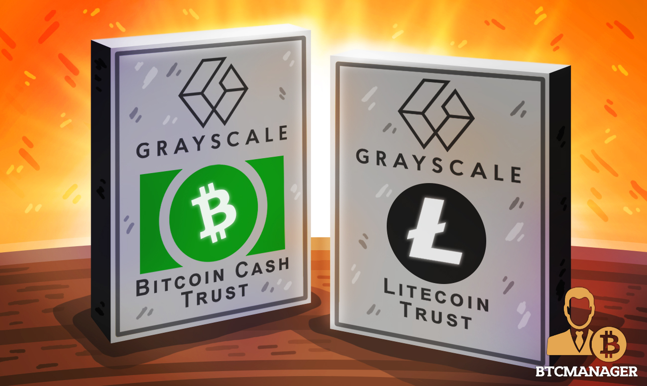FINRA Greenlights Grayscale's Bid to Launch Litecoin and Bitcoin Cash Trusts