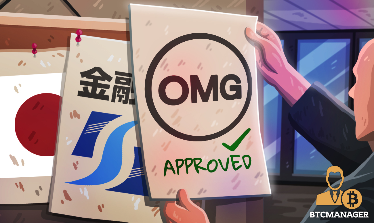 Japan's FSA Approves OMG Network Token for Trading on Exchanges