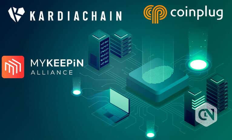 KardiaChain and Coinplug to Develop a Decentralized Identity Solution