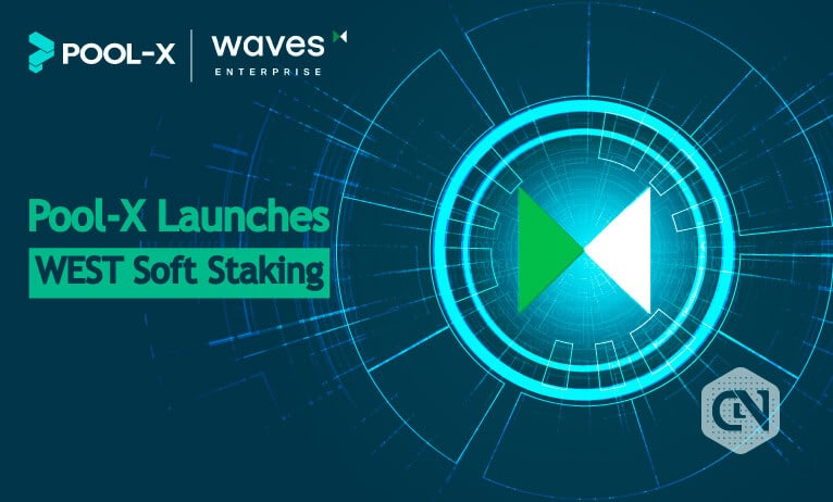 Pool-X Opens WEST Soft Staking Program