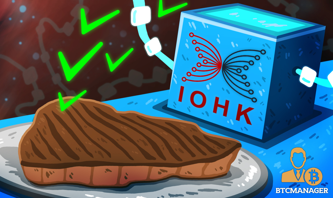 Proof of Steak: IOHK Partners with BeefChain for Blockchain Food Traceability Solution