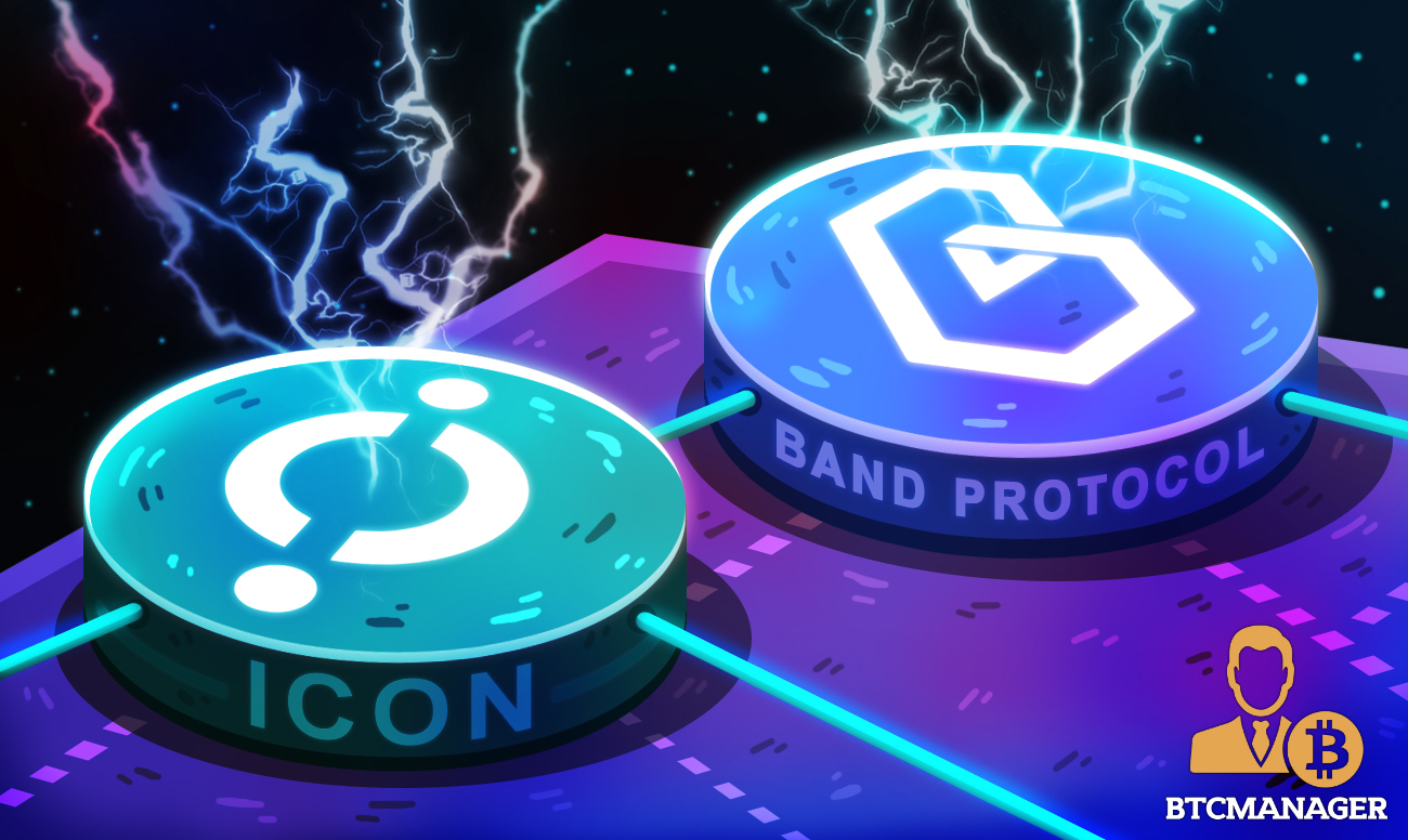 South Korea's Largest Blockchain Network, ICON, Integrates Band Protocol's Cross Chain Oracles to Connect Real-World Data across Asia Pacific
