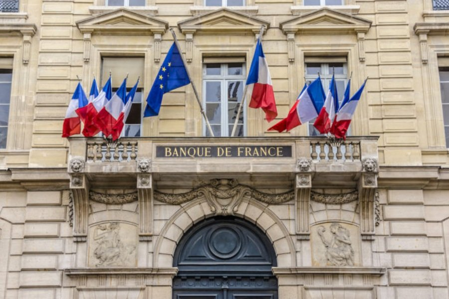 The central bank of France names eight financial companies that would help in the testing of digital euro.
