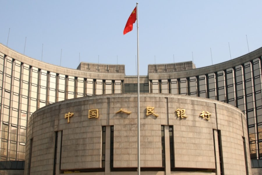 The People's Bank of China issues rules for blockchain-based financial applications.