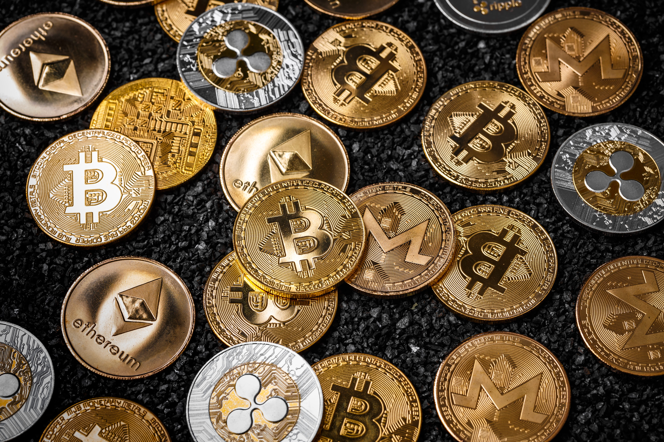 Top 33 Cryptocurrency Described In Four Words Or Less [INFOGRAPHIC]