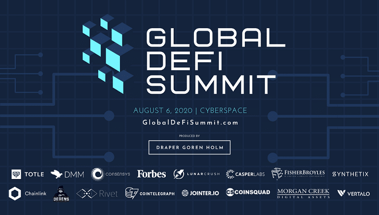 Top Decentralized Finance Projects and Investors Gather Online for Global Defi Summit