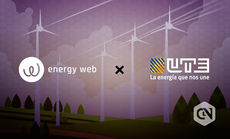 UTE Joins Energy Web to Transform Energy Sector with Blockchain