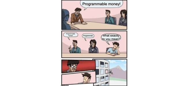 What Actually is Programmable Money?
