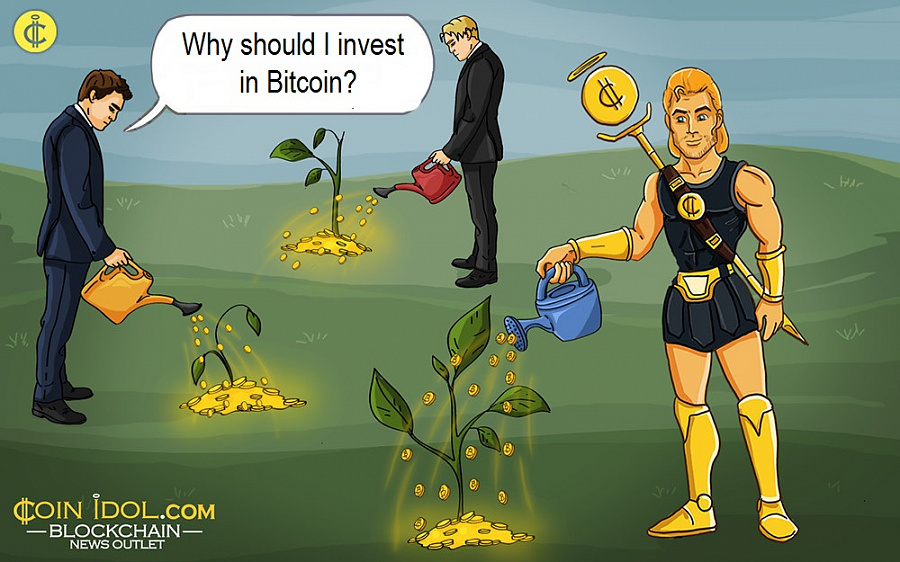 Why should I invest in Bitcoin?