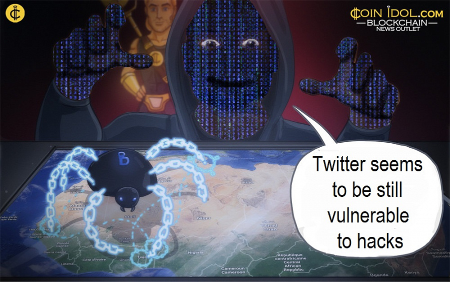 Twitter seems to be still vulnerable to hacks