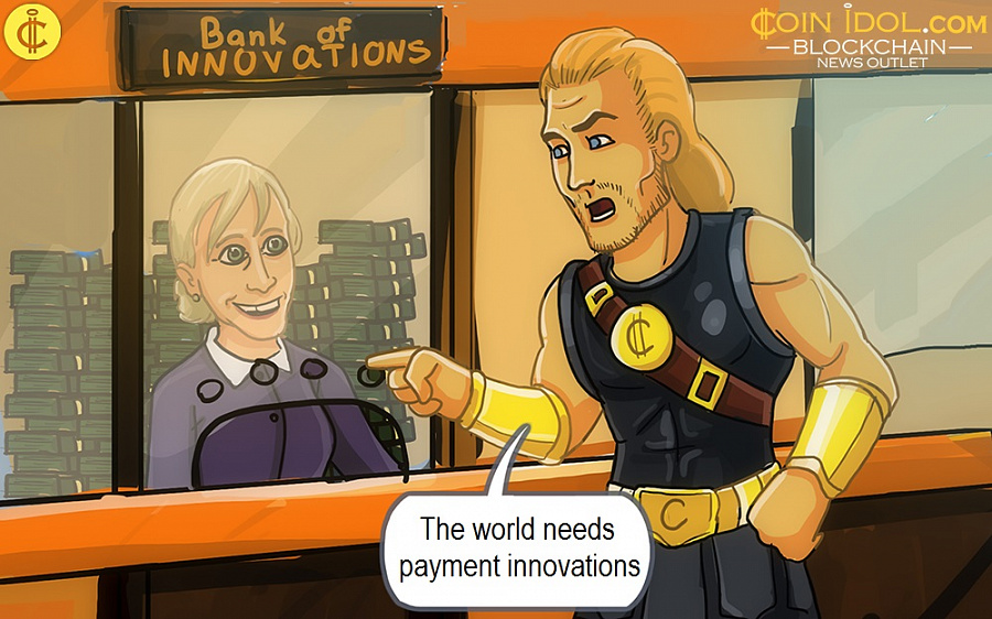 The world needs payment innovations