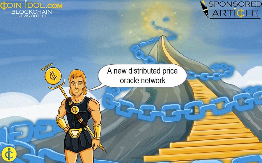 A new distributed price oracle network