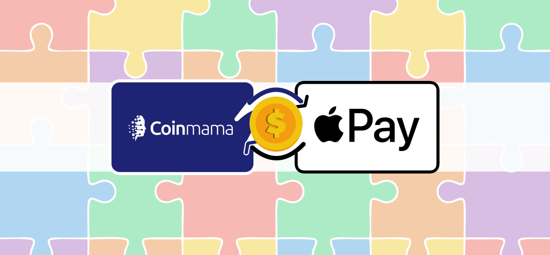 Coinmama Becomes First Crypto Exchange to be Integrated With ApplePay
