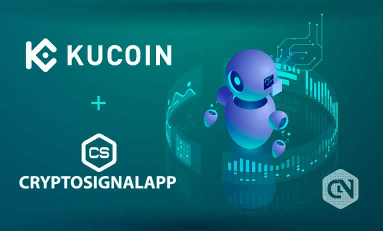 CryptoSignalApp Joins Hands with KuCoin