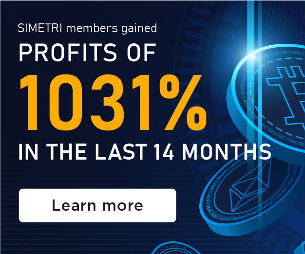 SIMETRI gains of 1031%