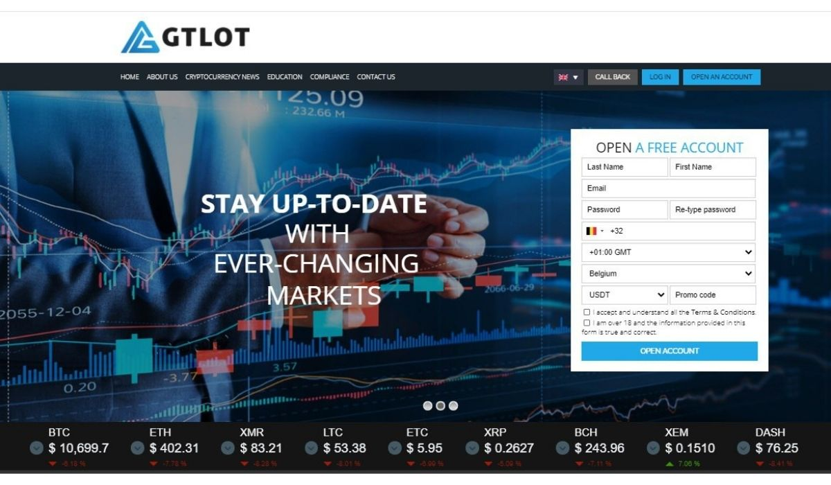 GTLot Review - Can this Broker be a Good Fit for You?