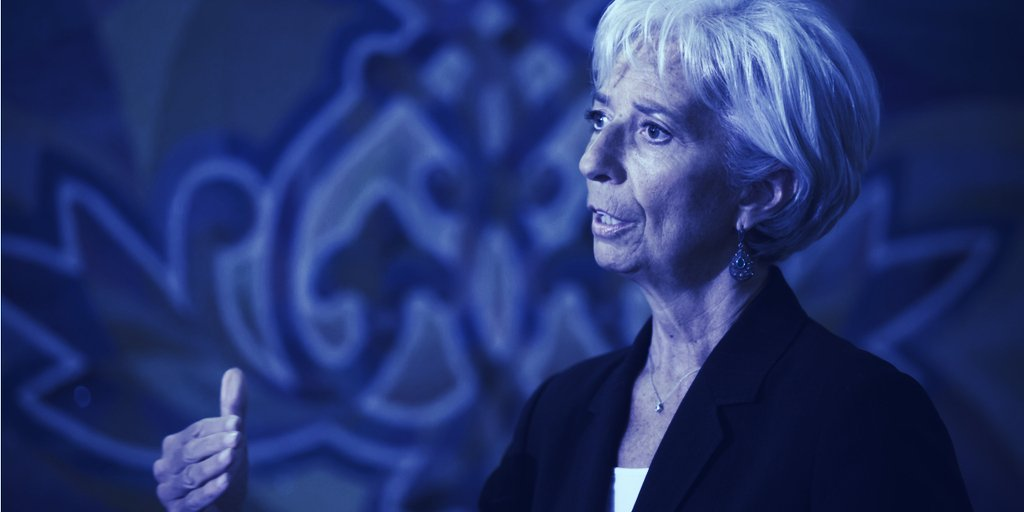 Lagarde: We'll Ask Public About Central Bank Digital Currency
