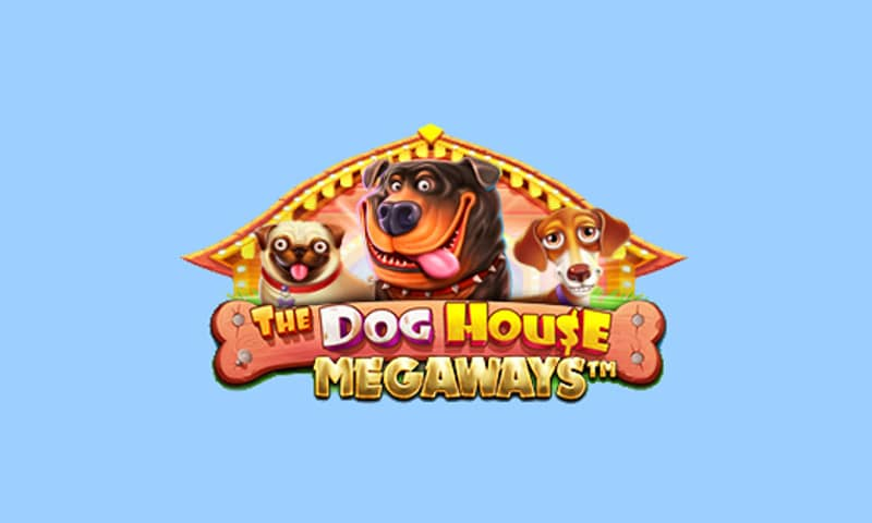 the dog house megaways slot from Pragmatic Play