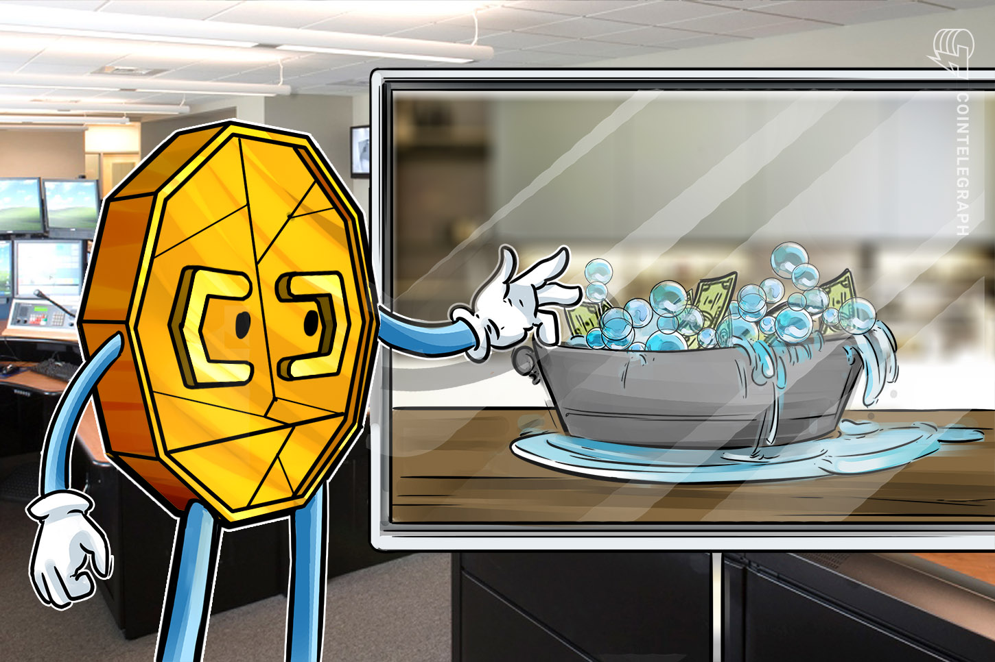 Privacy coins 'pose less risk of money laundering than other coins'