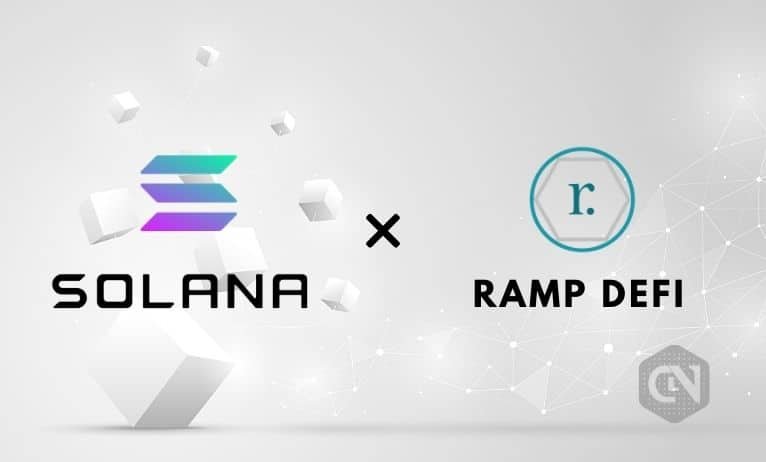 RAMP DeFi Integrates with Solana for Access to Staked Liquidity
