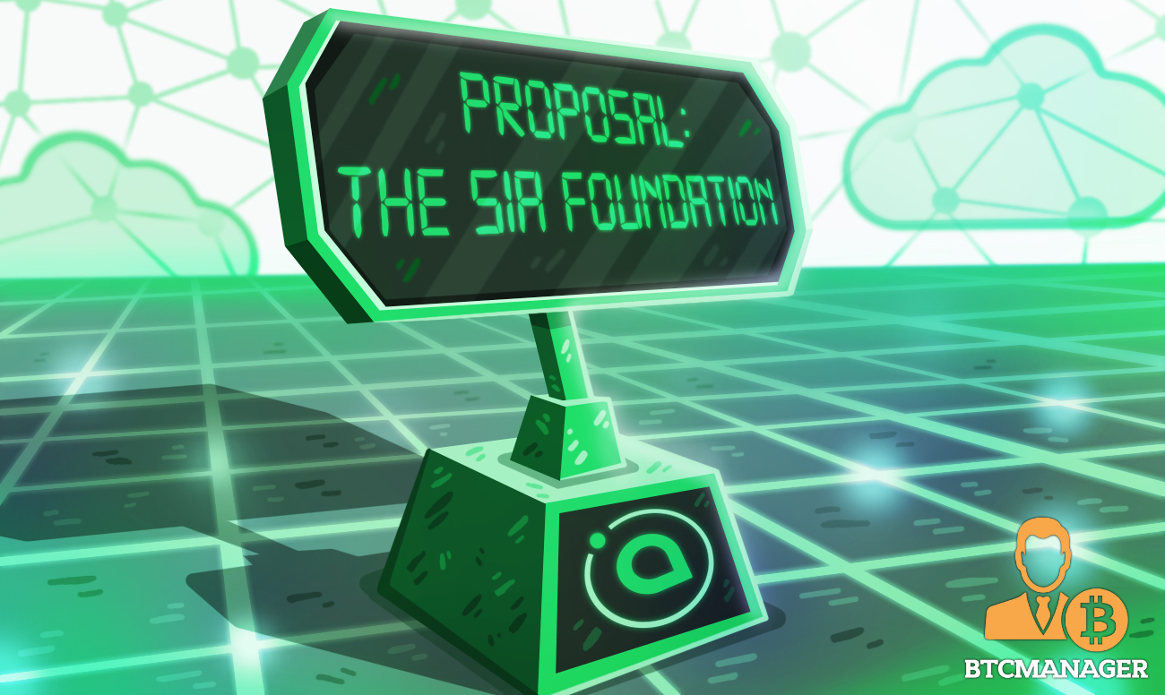 Sia Criticizes Ethereum Foundation over Centralized Control, but It Wants to Do the Same