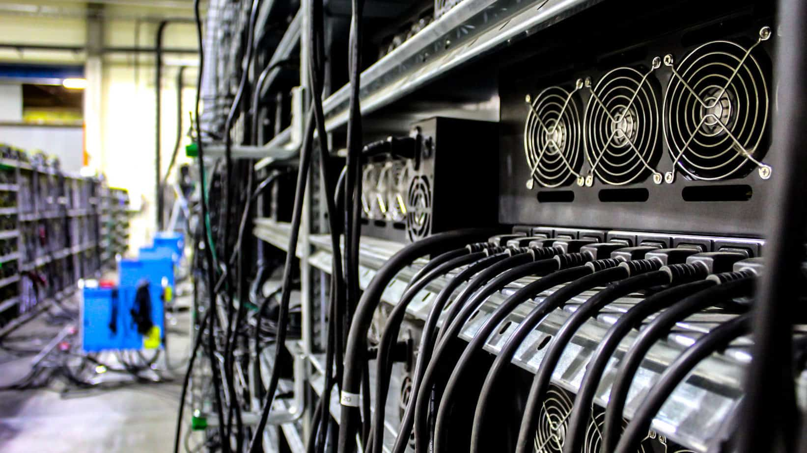 The Government of Iran takes down mining farms