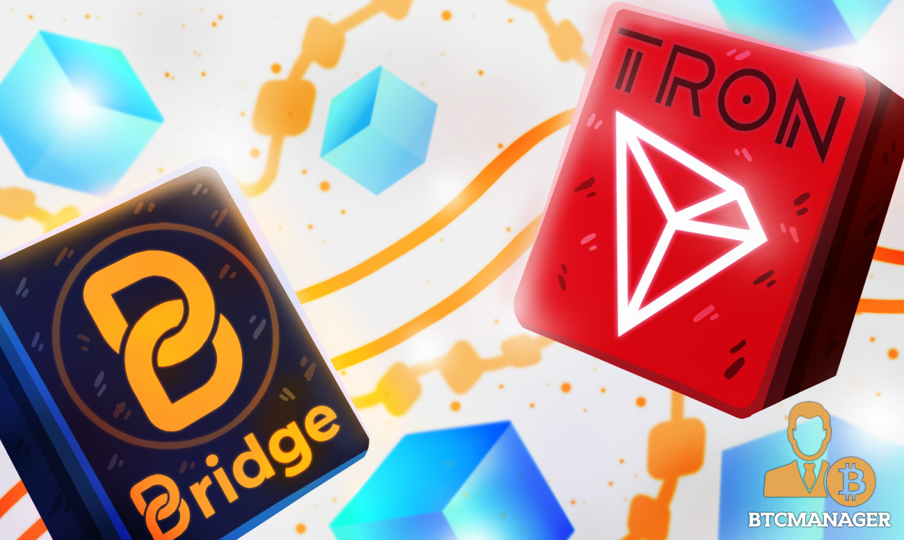 TRON's First Oracle System is Launching Its TRC20 Token BRG – IEO on Sept 15th