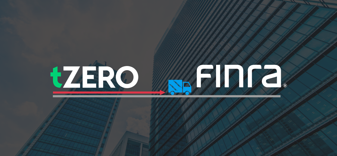 tZERO Announces its Retail Subsidiary to Get Approval From FINRA
