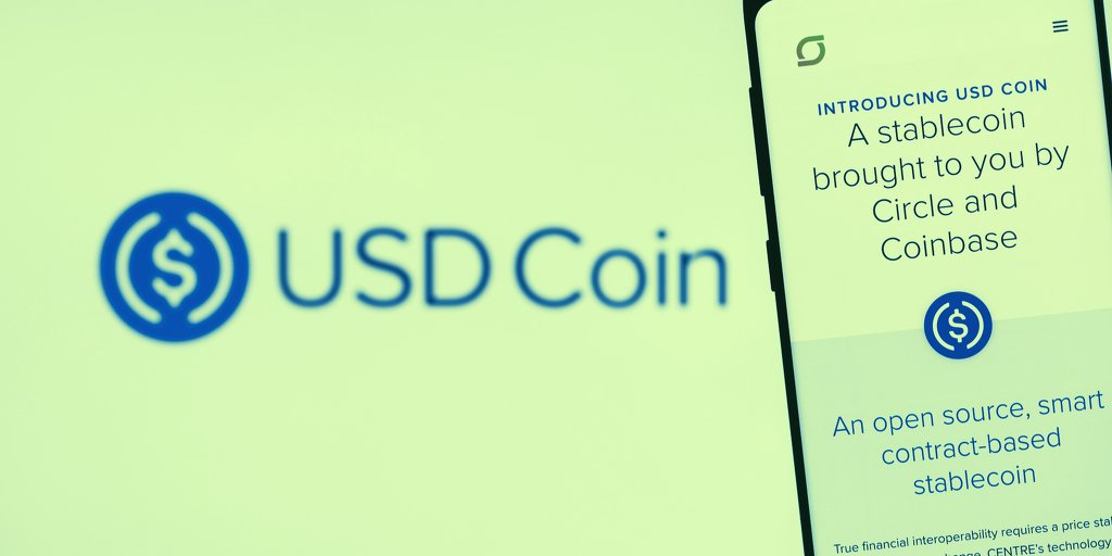 USDC Stablecoin Supply Is up 250% in 2020