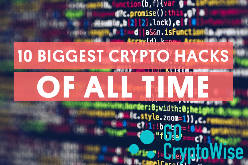 10 Biggest crypto hacks of all time