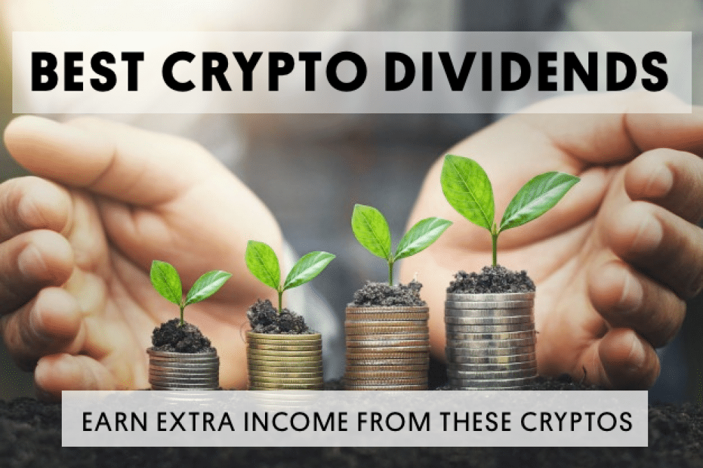 Best crypto dividends coins to invest in