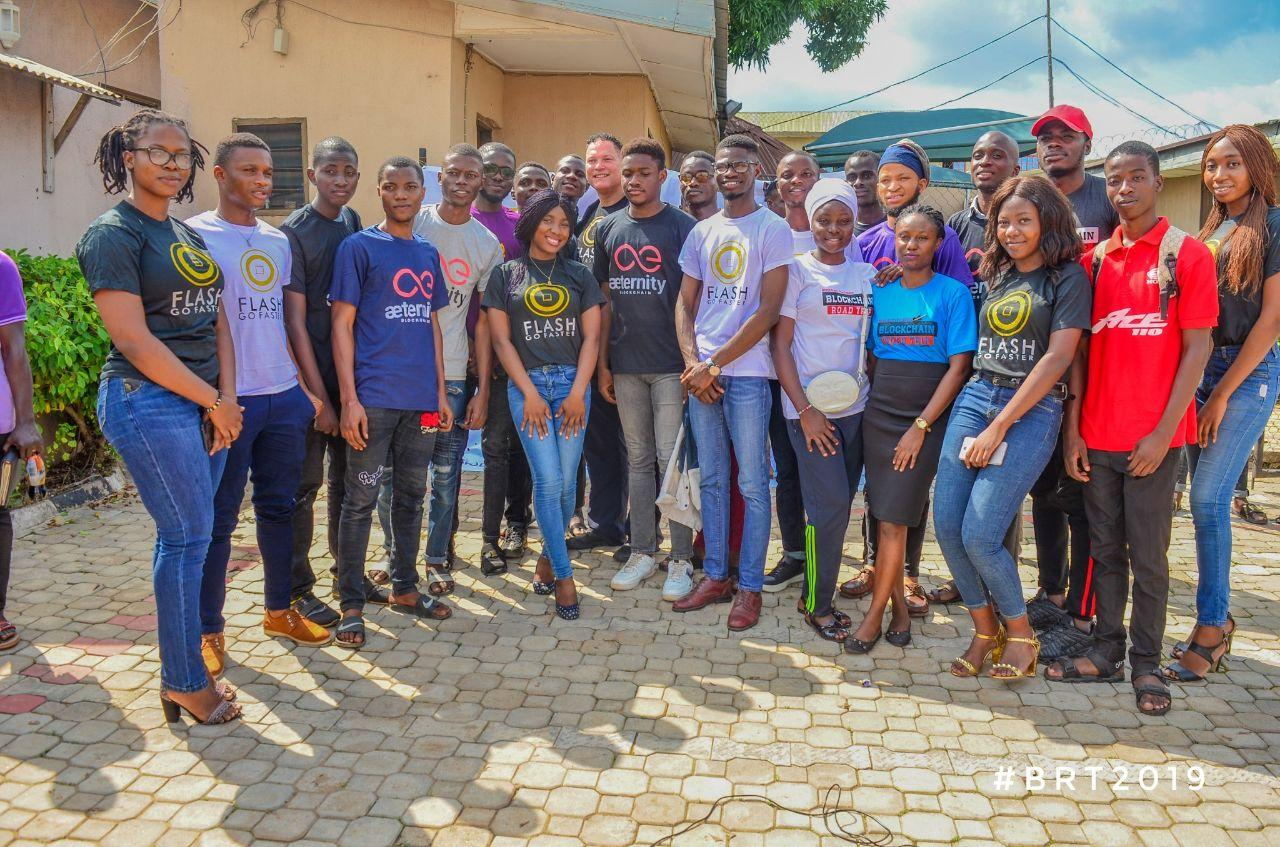 How Alternative Crypto, FlashCoin Is Taking Over University Campuses in Nigeria