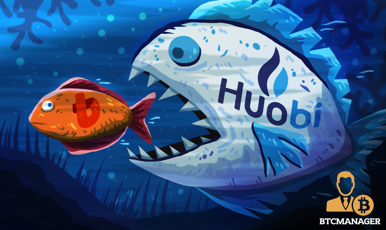 Huobi Plans Takeover of Major Japanese and South Korean Crypto Exchanges